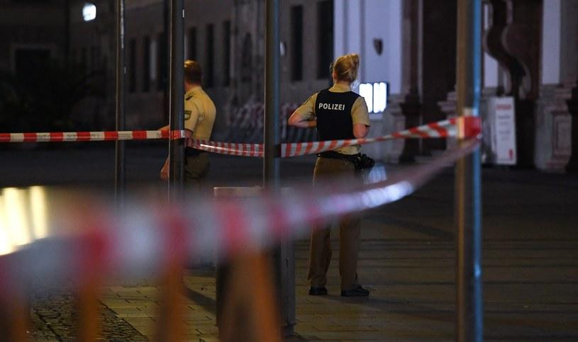 Sytuacja w Monachium wraca do normy /PAP/EPA