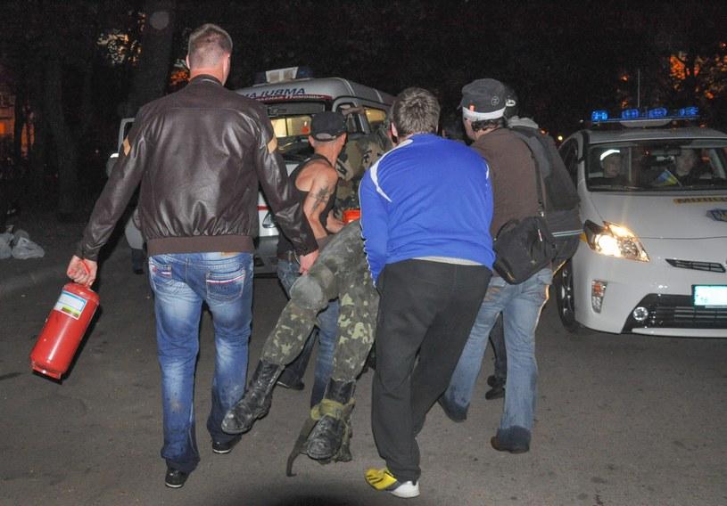 Sytuacja w Odessie jest bardzo napięta /AFP
