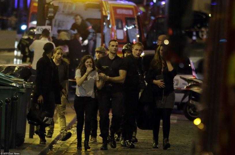Sytuacja w Paryżu jest dramatyczna /AFP /East News