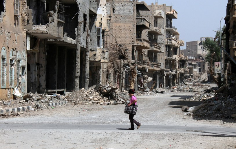Sytuacja w Syrii jest dramatyczna /123RF/PICSEL