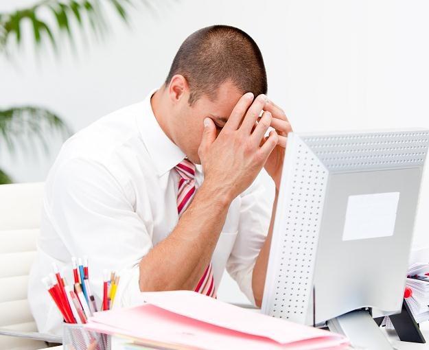 Sytuacje stresowe mogą dopaść każdego /© Panthermedia