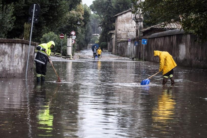 Sytucja we Włoszech jest coraz gorsza /PAP/EPA