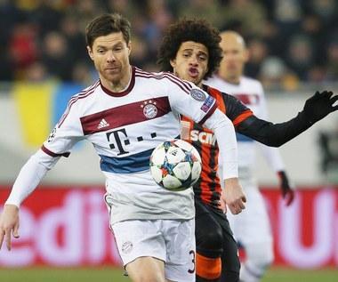 Szachtar Donieck - Bayern Monachium 0-0 w Lidze Mistrzów