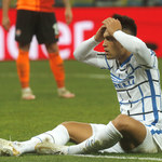 Szachtar Donieck - Inter Mediolan 0-0 w 2. kolejce fazy grupowej Ligi Mistrzów