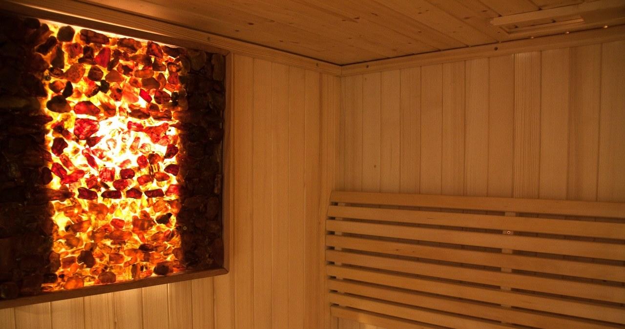 Szachy, pendrive, a nawet sauna. Wszystko z bursztynu [ZDJĘCIA]