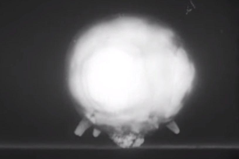 Szacuje się, że od 1945 do 1962 roku powstało około 10 tysięcy materiałów filmowych z testów atomowych /materiały prasowe
