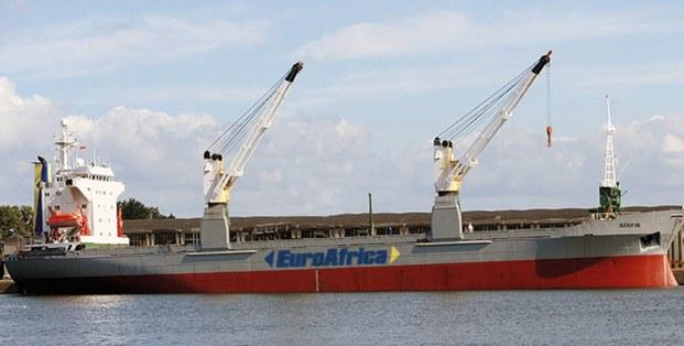 Szafir /EuroAfrica/FORUM /Agencja FORUM