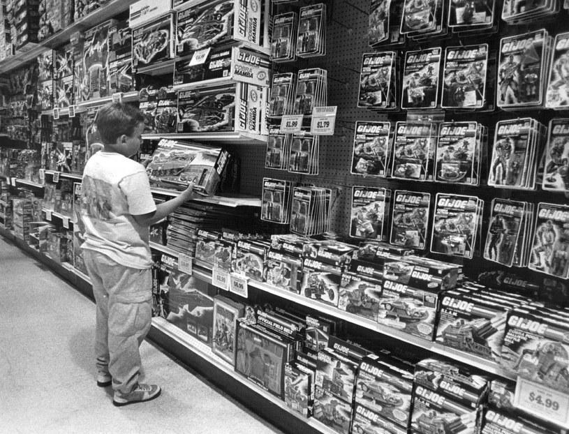 Szał na G.I. Joe wśród chłopców - także tych dużych - trwa nieprzerwanie już od kilku dekad /Denver Post / Contributor /Getty Images