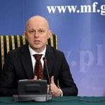 Szałamacha: Podatek bankowy i miedziowy na razie bez modyfikacji