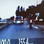 Szaleńcza ucieczka motocyklisty przed policją, zakończona wypadkiem