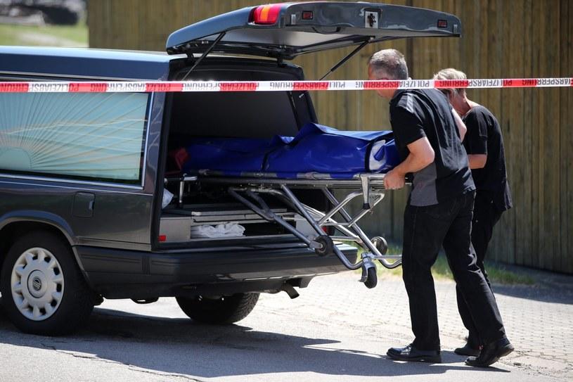 Szaleniec zastrzelił dwie osoby /AFP