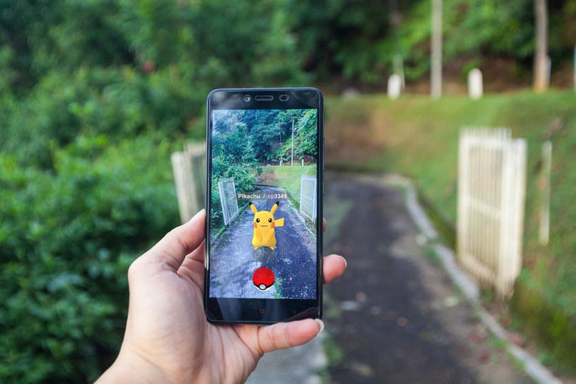 Szaleństwo wokół gry Pokémon Go wzbudziło wzmożone zainteresowanie ze strony społeczności cyberprzestępczej /123RF/PICSEL