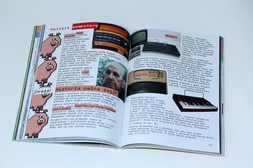 Szalona historia komputerów /materiały prasowe