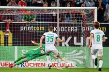 Szalona końcówka meczu 2. Bundesligi Fortuna Duesseldorf - Werder Brema