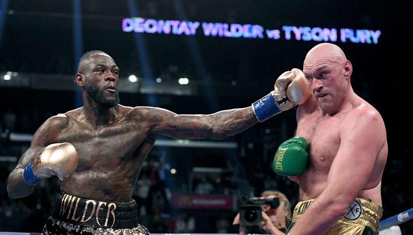 Szalony bokserski wieczór? Joshua, Wilder, Fury stoczą walki tego samego dnia?