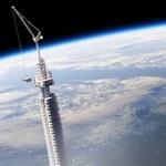 Szalony pomysł - wieżowiec zawieszony na asteroidzie
