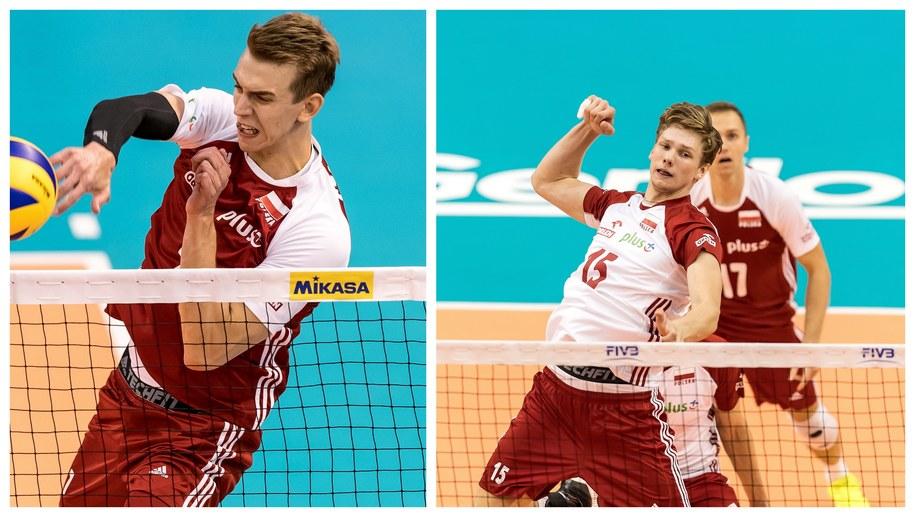 Szalpuk i Kochanowski bardzo dobrze zaprezentowali się w pierwszej fazie mistrzostw / Maciej Kulczyński    /PAP