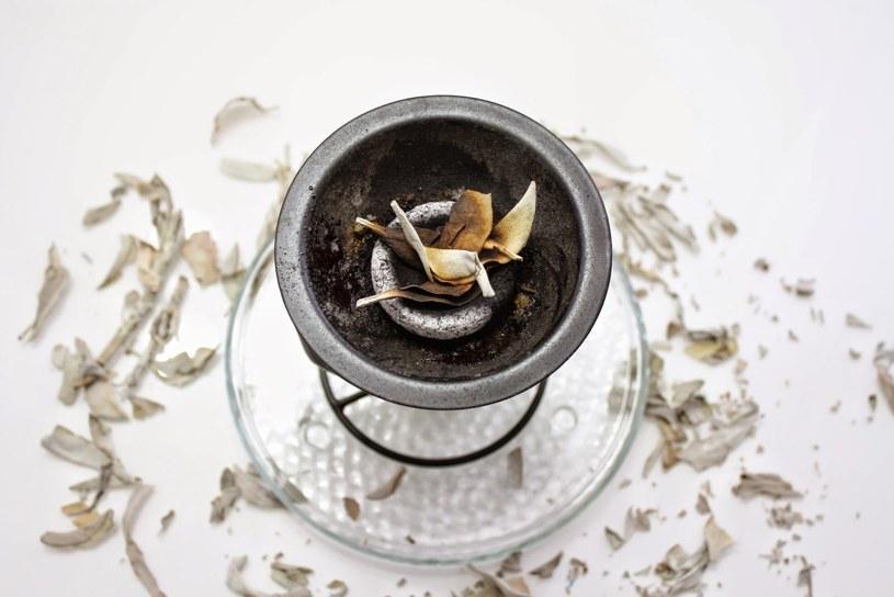 szałwia palenie /© Photogenica