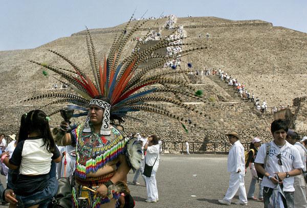 Szamani nie wierzą w sukces reprezentacji Meksyku /AFP