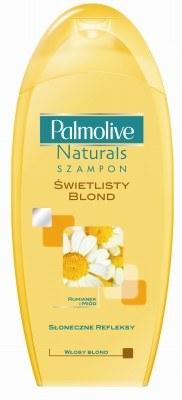 Szampon Palmolive Naturals Świetlisty Blond /materiały prasowe