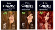Szampony koloryzujące do włosów Cameleo
