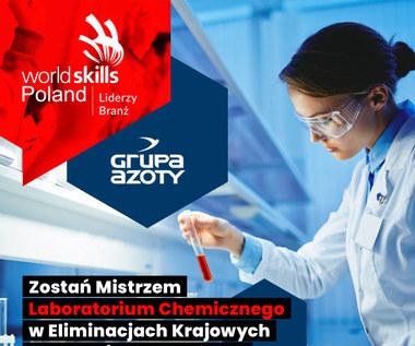 Szansa dla młodych chemików: ruszyły eliminacje do WorldSkills Poland 2021