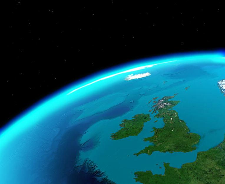 Szansa na to, że asteroida może spaść u wybrzeży Wielkiej Brytanii w najbliższych 85 latach wynosi 1:10000. /123RF/PICSEL