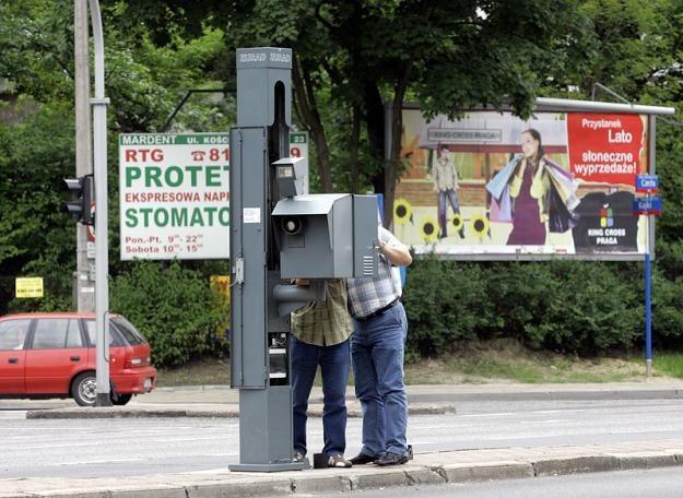 Szare puszki będą oklejane na żółto. Ale to potrwa... / Fot: Michał Niwicz /Agencja SE/East News