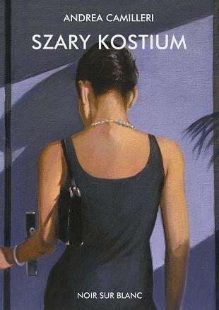 Szary kostium /Wydawnictwo Noir sur Blanc