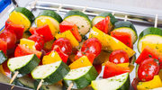 Szaszłyki dla wegetarian