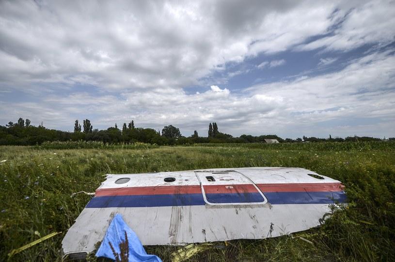 Szczątki malezyjskiego samolotu znajdują się w strefie walk między ukraińskimi siłami rządowymi a rebeliantami prorosyjskimi. /AFP