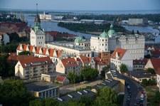 Szczecin: Ewakuacja Sądu Okręgowego