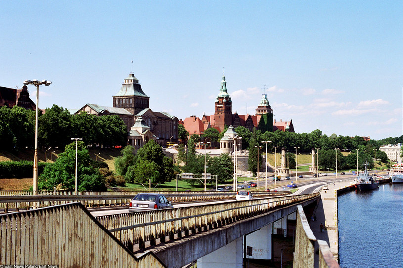 Szczecin /fot. Konrad Wesołowski /Konrad /East News