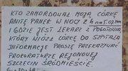 Szczecin: Iwona Panek oskarża lekarzy o zabicie córki