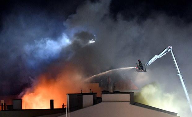 Szczecin: Po pożarze mieszkańcy 3 kamienic nie mogą wrócić do domów