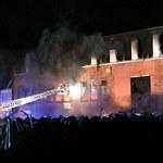 Szczecin: Pożar w zakładzie przetwórstwa opon. Apel o zamykanie okien