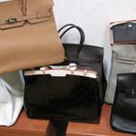 Szczecin: Skonfiskowano podrobione torebki bardzo drogich projektantów