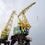 Szczecin: Zabytkowe portowe żurawie odzyskały dawny blask