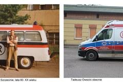 Szczecińskie pogotowie dawniej i dziś