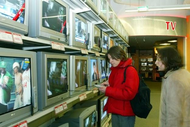 Szczególne ożywienie popytu widoczne jest w segmencie odbiorników telewizyjnych /© Bauer