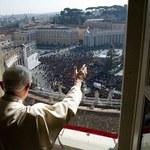 Szczegóły abdykacji papieża  Benedykta XVI