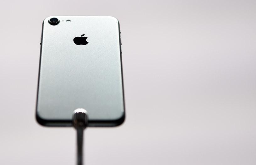 Szczegóły specyfikacji iPhone'a 7 Plus zostały znalezione w bazie TENAA /AFP