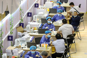 Szczepienia. Chiny są największym eksporterem szczepionek na COVID-19
