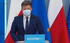 Szczepienia i obostrzenia w Polsce. Konferencja Adama Niedzielskiego i Michała Dworczyka