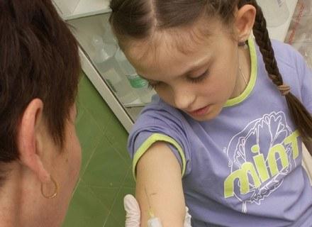 Szczepienia pozwalają na uniknięcie niebezpiecznych powikłań