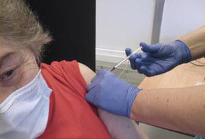 Szczepienia przeciw COVID-19 w Polsce. Cukrzycy w grupie 1B