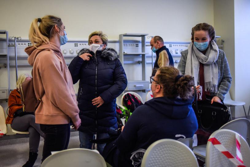 Szczepienia przeciw COVID-19 /Omar Marques / Anadolu Agency /Getty Images