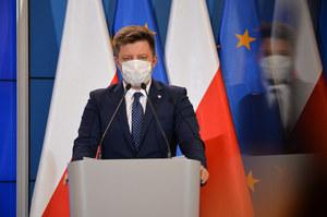 Szczepienia w Polsce. Michał Dworczyk: Mamy trzecie miejsce w Europie