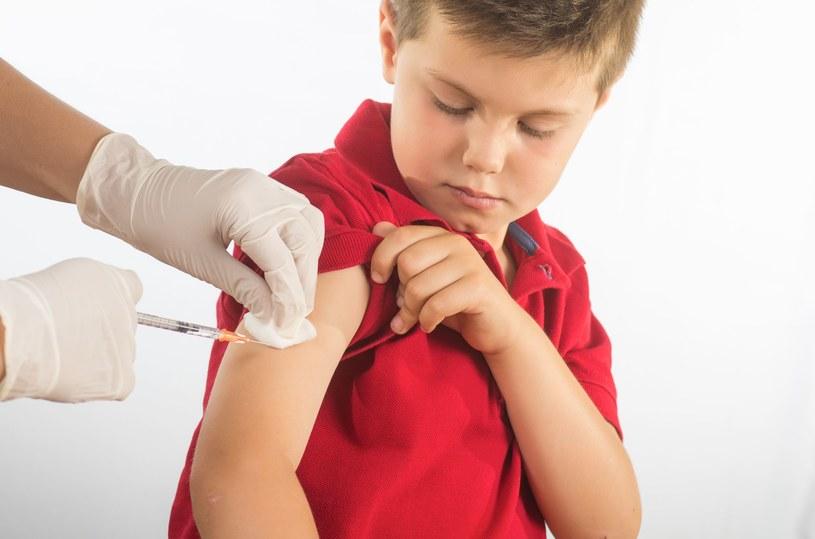 Szczepienie dziecka; zdj. ilustracyjne /123RF/PICSEL
