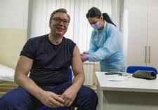 Szczepienie przeciwko COVID-19. Serbia zapłaci za przyjęcie preparatu